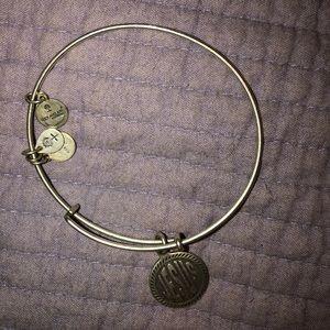 ALEX AND ANI Jesus bracelet